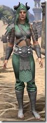 Minotaur Homespun Shirt - Female Front