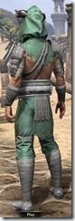 Minotaur Homespun Shirt - Male Back