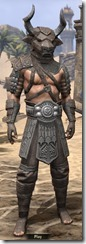 Minotaur Rawhide - Male Front