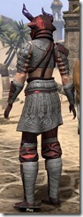 Minotaur Rubedo Leather - Female Back