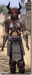 Minotaur Rubedo Leather - Female Close Front