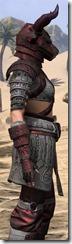 Minotaur Rubedo Leather - Female Close Side