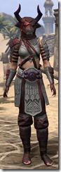 Minotaur Rubedo Leather - Female Front
