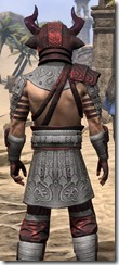 Minotaur Rubedo Leather - Male Close Back