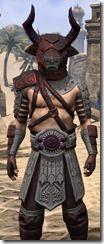 Minotaur Rubedo Leather - Male Close Front
