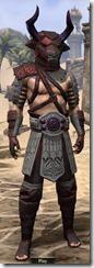 Minotaur Rubedo Leather - Male Front
