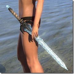Stahlrim Frostcaster Iron Sword