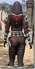 Stahlrim Frostcaster Rubedite - Female Close Back