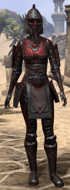 eso fashion strength of