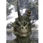 Dual Forehead Horns