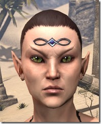 Elven Infinity Half-Circlet Female