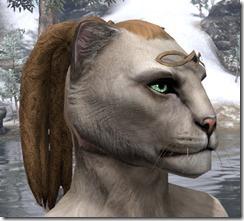 Elven Infinity Half-Circlet Khajiit Female 2