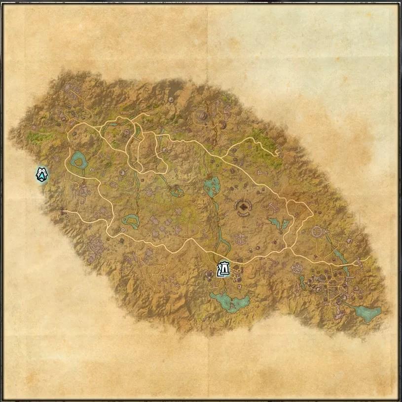 Eso Where Is The Thief Mundus Stone