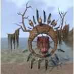 Argonian Totem of Skulls
