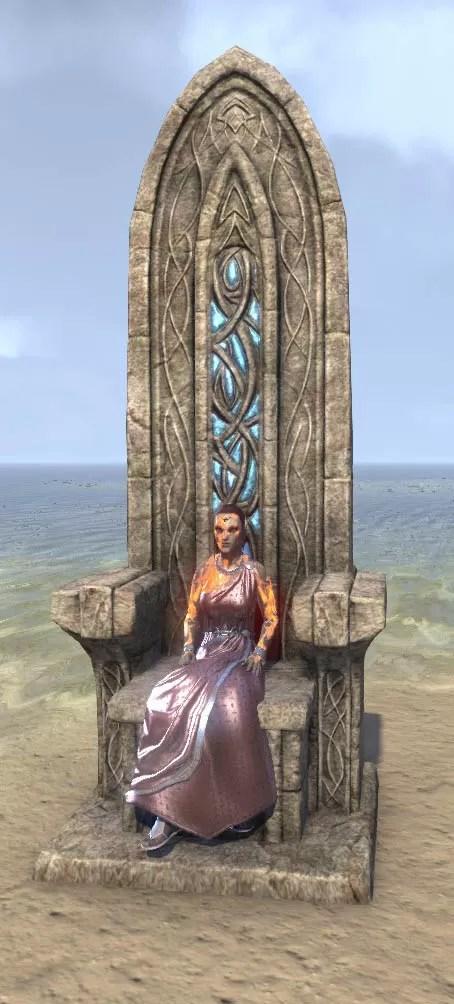 ESO Fashion  Ayleid Throne Elder Scrolls Online
