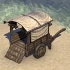 Breton Cart, Covered Open