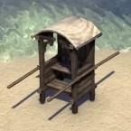 Breton Cart, Palanquin