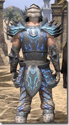 Dro-m'Athra Iron - Male Close Back