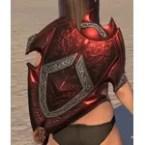Ebony Ruby Ash Shield