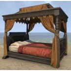 Imperial Bed, Canopy