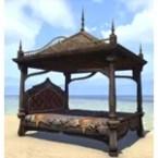 Khajiit Bed, Canopy