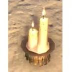 Khajiit Candles, Clawfoot