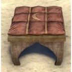 Khajiit Stool, Crescent