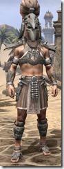 Mazzatun Iron - Male Front