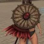 Mazzatun Ruby Ash Shield