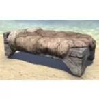 Orcish Bedding, Stone