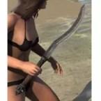 Ra Gada Iron Dagger