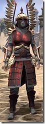 Ra Gada Rubedite - Female Front