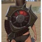 Ra Gada Ruby Ash Shield