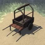 Redguard Wagon, Merchant