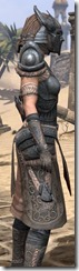 Silken Ring Iron - Female Close Side