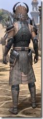 Silken Ring Iron - Male Back