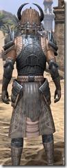 Silken Ring Iron - Male Close Back