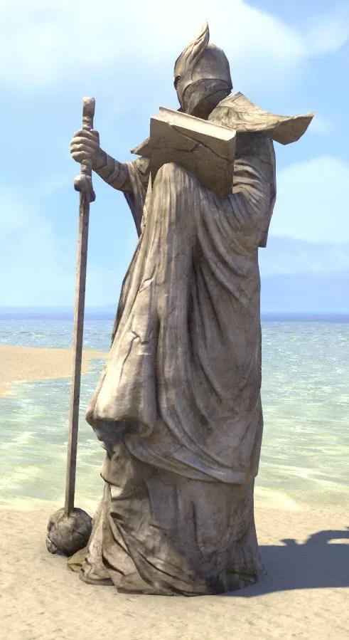 Eso Fashion Ancient High Elf Statue Elder Scrolls Online