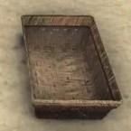 Argonian Basket, Woven