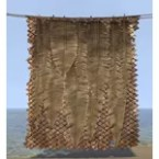 Argonian Curtain, Woven