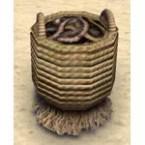 Argonian Snakes in a Basket