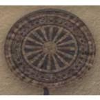 Breton Rug, Starburst