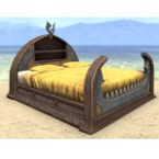 High Elf Bed, Winged Double