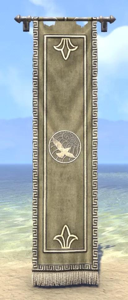 Eso Fashion Imperial Banner Kyne Elder Scrolls Online