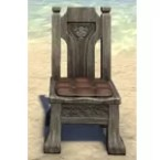 Imperial Chair, Scrollwork