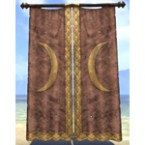 Khajiit Curtains, Moons