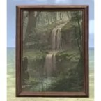 Painting of a Waterfall, Refined