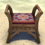 Redguard Chair, Starry
