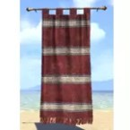 Redguard Curtain, Desert Rose