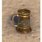 Redguard Mug, Empty